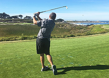 Links at Spanish Bay Golf Course - Photo by reviewer