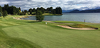 Llao Llao Golf Course - Photo by reviewer