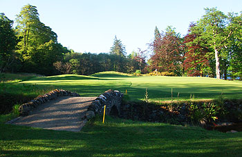 Loch Lomond Golf Course - Photo by reviewer