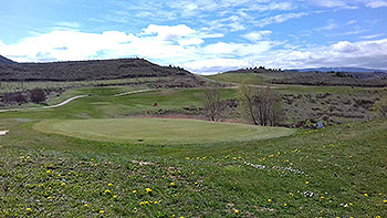 Logrono Golf Course - Photo by reviewer
