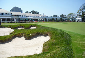 Los Angeles (North) Golf Course - Photo by Andy Newmarch