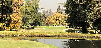 Los Leones Golf Course - Photo by reviewer
