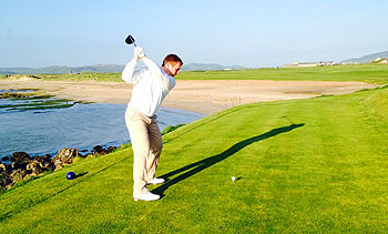 Machrihanish (Championship) Golf Course - Photo by reviewer