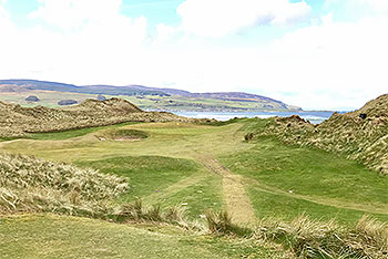 Machrihanish Dunes Golf Course - Photo by reviewer