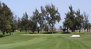 Maspalomas Golf Course - Photo by reviewer