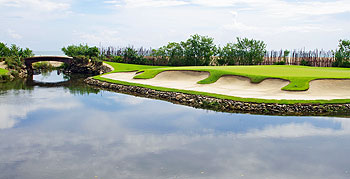 Mayakoba - El Camaleon Golf Course - Photo by reviewer