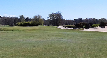 Medoc (Chateaux) Golf Course - Photo by reviewer