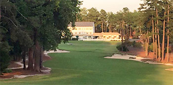 Mid Pines Golf Course - Photo by reviewer
