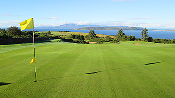 Millport Golf Course - Photo by reviewer