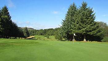 Milngavie Golf Course - Photo by reviewer