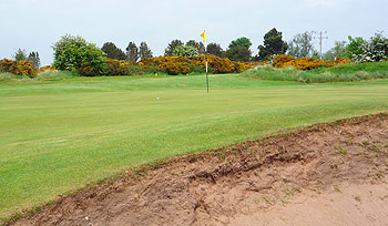 Monifieth (Medal) Golf Course - Photo by reviewer