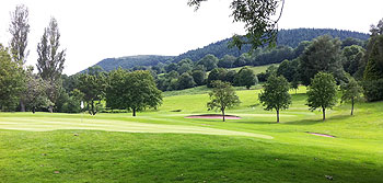 Monmouthshire Golf Course - Photo by reviewer