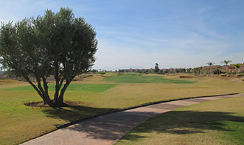 Montgomerie Marrakech Golf Course - Photo by reviewer