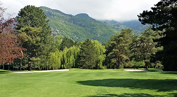 Montreux Golf Course - Photo by reviewer