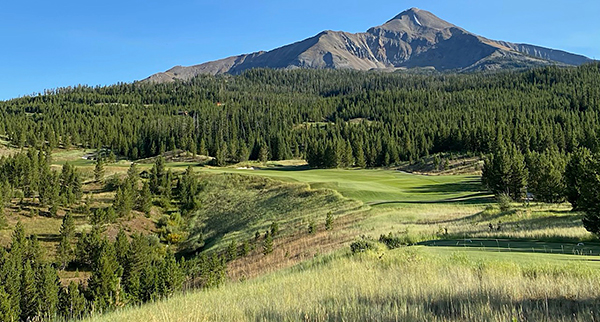 Moonlight Basin Golf Course - 10th hole - Photo by reviewer