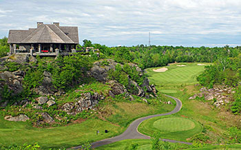 Muskoka Bay Golf Course - Photo by reviewer