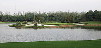Nanjing Zhongshan Golf Course - Photo by reviewer