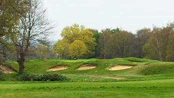 Newbury & Crookham Golf Course - Photo by reviewer