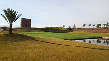 Noria Golf Course - Photo by reviewer