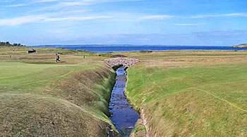 North Berwick (West) Golf Course - Photo by reviewer