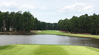 Country Club of North Carolina (Dogwood) Golf Course - Photo by reviewer