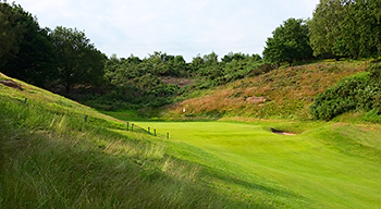Notts Golf Course - Photo by reviewer