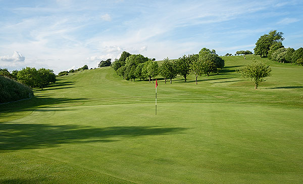 Ogbourne Downs - 18th hole