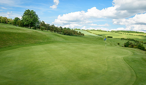 Ogbourne Downs - 3rd Hole
