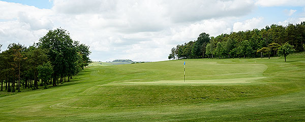Ogbourne Downs - 5th Hole
