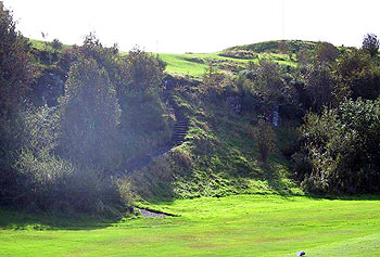 Old Ranfurly Golf Course - Photo by reviewer