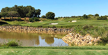 Palmares (Praia & Lagos) Golf Course - Photo by reviewer