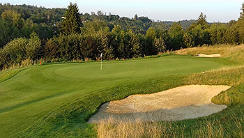 Panorama (Meadows & Forest) Golf Course - Photo by reviewer