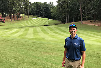 Peachtree Golf Course - Photo by reviewer