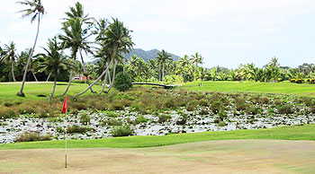 Pearl South Pacific Fuji Golf Course - Photo by reviewer