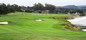 Pebble Beach Golf Course Photo By Reviewer
