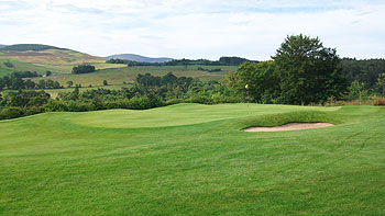 Peebles Golf Course - Photo by reviewer
