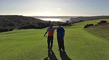 Pennard Golf Course - Photo by reviewer