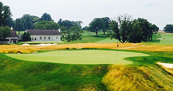 Philadelphia Cricket Club (Wissahickon) Golf Course - Photo by reviewer