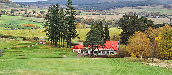 Pitlochry Golf Course - Photo by reviewer