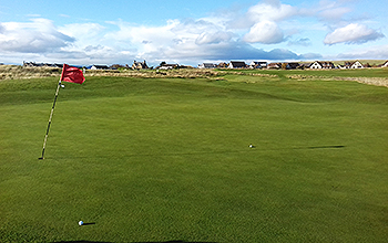 Portmahomack Golf Course - Photo by reviewer