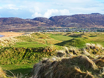 Portsalon - 6th Hole - Photo by MPPJ
