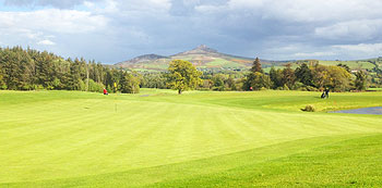 Powerscourt (West) Golf Course - Photo by reviewer