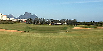 Rio 2016 Olympic Golf Course - Photo by reviewer