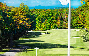 Roaring Gap Golf Course - Photo courtesy of Dunlop White III