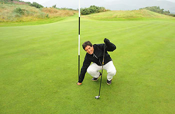 Royal County Down (Championship) Golf Course - Photo by reviewer