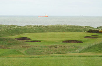 Royal Aberdeen Golf Course - Photo by reviewer