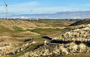 Royal Aberdeen (Balgownie) Golf Course - Photo by reviewer