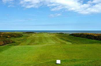 Royal Aberdeen (Balgownie) - Photo by MPPJ