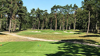 Royal Antwerp Golf Course - Photo by reviewer