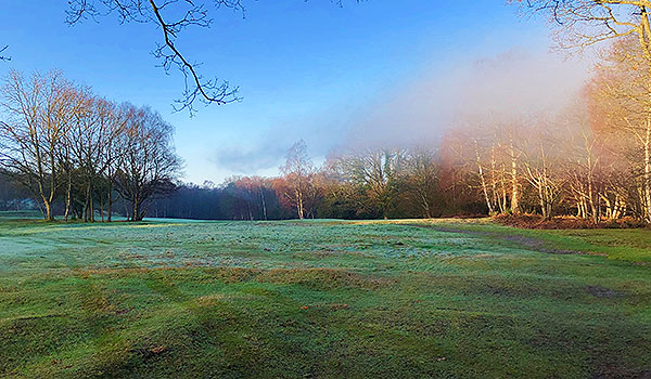 Royal Ashdown Forest (West) - 10th Tee